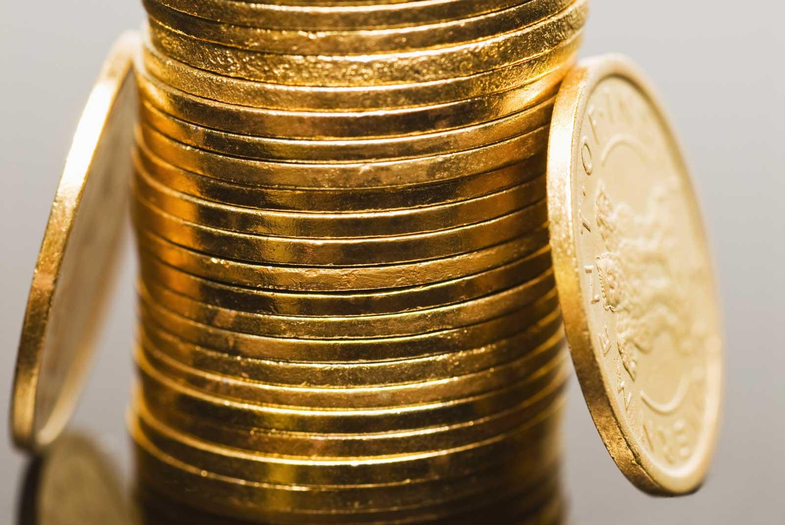Conio, la app per convertire Bitcoin in oro