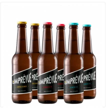 "birra ""L'imprevue"" Comprare birra in bitcoin"